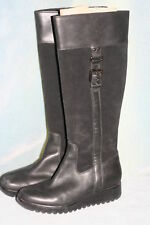 Cole Haan Nike Air G7 D22833 Black Suede Boots 5 B