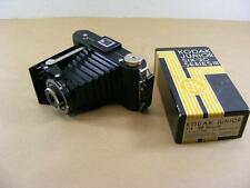 Vtg Kodak Junior Six-20 Series III with box Nice Condition