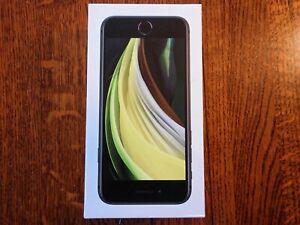 Apple iPhone SE - 64GB - Black (Verizon) A1662 (CDMA   GSM) No SIMM Card