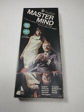 VINTAGE 1972 Mastermind Game Invicta Games