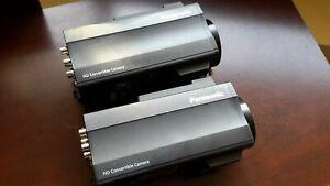Panasonic AW-HE870 HD Convertible Camera w/ SDI Out Option Card