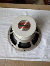 "Vtg Electro-Voice SRO/12"" coffee can 8-ohm speaker 1970s--VTG ELECTRO VOICE 12"""