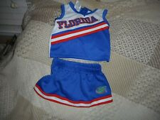 Florida Gators blue cheerleader set todler sz 12mo