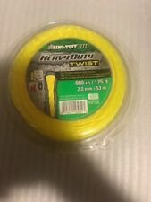 "Rino-Tuff HD ~ UNIVERSAL TRIMMER LINE ~ WEEDEATER 175 FEET Heavy Duty .080"" 175'"