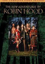 THE NEW ADVENTURES OF ROBIN HOOD SEASON 1 (1997) 4 Disc Region Free DVD - Sealed