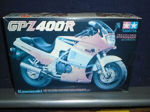 Tamiya 1/12 GPZ400R motorcycle model kit#14045(unbuilt)