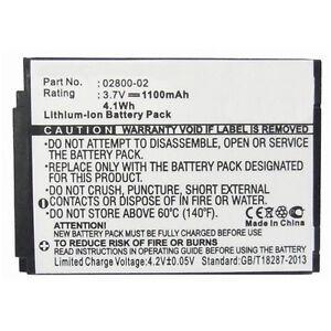 3.7V 02800-02 Battery - Summer Baby Monitor 02805 28030 28034 28035 02040 02044