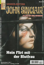JOHN SINCLAIR SONDEREDITION Nr. 88 - Mein Flirt mit der Blutfrau - Jason Dark