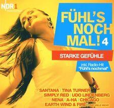 NDR1 NIEDERSACHSEN-FÜHL'S NOCH MAL! FOLGE 4 (TINA TURNER,...)2 CD NEW+