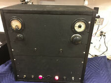 Tube Transmitter or Amplifier(?) by Western Electric or w/ WesternElectric Parts