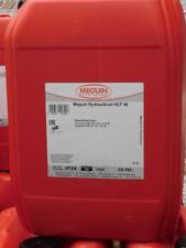 1,99€/l Meguin Hydraulikoel HLP 46 20 L DIN 51524 Teil2