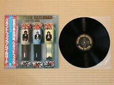 Grand Funk Railroad ‎– Born To Die ECS-80420 Japan Insert Inner Obi Near Mint