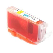 1 Yellow Ink Cartridge for HP Deskjet 3070A, 3520 & Officejet 4610, 4620, 4622