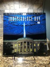 Laserdisc Independence Day