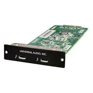 Universal Audio Apollo Thunderbolt 3 Option Card (Mac/Win)