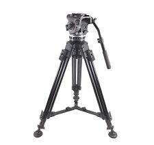Cartoni Z100 Laser Head 100mm 2 Stage Tripod Legs (Mid Spreader) - up to 22
