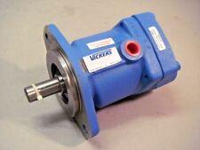 Vickers M Mfb15 Uy 31 Hydraulic Piston Pump Motor 15 Gpm 1800 Rpm Eaton 500558