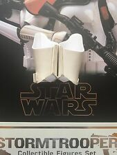 Hot Toys Star Wars RO Jedha Patrol Stormtrooper Thigh Armour loose 1/6th scale