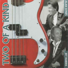 TWO OF A KIND SHADOWS/JET HARRIS/ALAN JONES/ TANGENT/GUEST HANK MARVIN MEGA RARE
