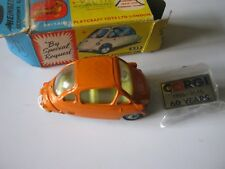 CORGI 233 HEINKEL BUBBLE CAR ORIGINAL IN DAMAGED ORIGINALWORN BOX EXCELLENT CAR.