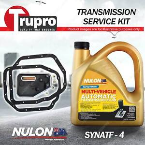 SYNATF Transmission Oil + Filter Kit for Mitsubishi Lancer CA CB CC Nimbus UF