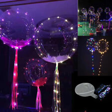 Colorful LED String Fairy Lights Balloon Christmas Party Home Garden Decoration