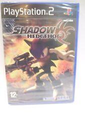Shadow The Hedgedog juego para playstation 2 nuevo y precintado