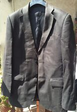 EASY WEAR T 50 Lino Azul Linen Chaqueta Jacket