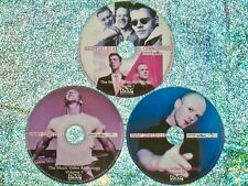 Pin & Bronski Beat Communards Jimmy Somerville Music Video Anthology 3 DVD Set