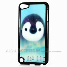 ( For iPod Touch 6 ) Back Case Cover AJ10639 Little Penguin