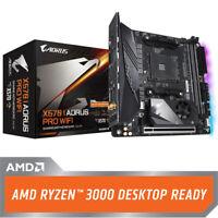 Mainboard ❄ Gigabyte X570 I Aorus Pro WIFI AMD Socket AM4 DDR4 Mini-ITX ✔