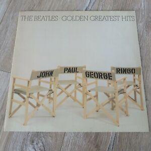 The Beatles  LP  Golden Greatest Hits Schallplatten Vinyl Sammlung
