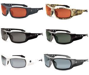 Ergodyne Skullerz Odin Safety Glasses, Various Frame/Lens Combinations
