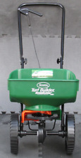 Scotts Broadcast Fertilizer Weed Spreader Seeder EdgeGuard Turf Drop Hand Scott'