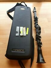 Nuvo Clarineo Plastic Clarinet With Case