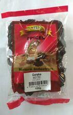 Ceylon Goraka (Garcinia gummi-gutta) 100g Organic Spices 100% Pure