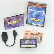 TERRORS 1 Limited Edition WonderSwan 2135 ws