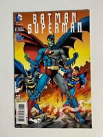 Batman Superman #13 Batman 75th Anniversary Variant DC 2014