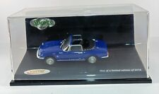 VITESSE 1/43 27753 LOTUS ELAN OPEN TOP CIRRUS Blue Diecast Car
