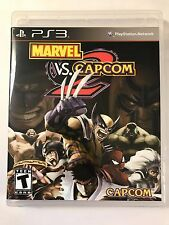 Marvel vs Capcom 2 - Playstation 3 - Replacement Case - No Game