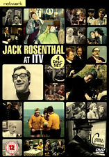 JACK ROSENTHAL AT ITV - DVD - REGION 2 UK