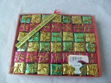 Gift Box Miniature Garland Strand! 10 Feet! 42 Little Packages! Nip! Adler!
