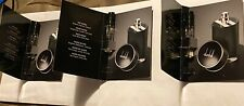 3 Dunhill Icon Racing Perfume Sampler Pack. Perfume For Men. 0.6F...