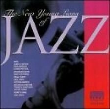 NEW Young Lions of Jazz James Carter, Don Braden, Chris Potter, di cui Jackson,