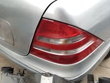 2000 2001 2002 2003 04 2005 2006 MERCEDES-BENZ W220 S430 S500 RIGHT TAIL LIGHT