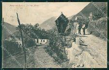 Bolzano Merano cartolina QT3106
