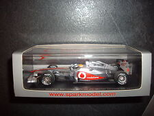 SPARK VODAFONE MCLAREN MERCEDES MP4-26 N°3 WINNER CHINA GP 2011 LEWIS HAMILTON