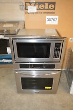 """Frigidaire FGMC2765PF 27"""" Stainless Combination Wall Oven NOB #18113"""