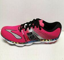 Brooks Pure Cadence 4 Women's Size 9.5 (M) Hot Pink & Navy Blue Running Shoes