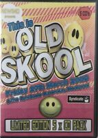 This is Old Skool 5xCD @ Syndicate, Blackpool March 2009 - Scouse House, Donk...
